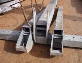 Steel lifting rig